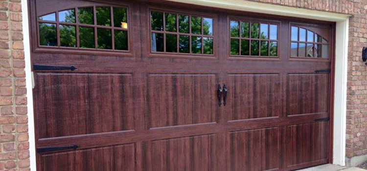 Garage door styles oswego il garage door materials for Garage door materials
