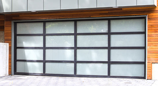 Aluminum Glass Garage Doors 8800 Oswego Il Garage